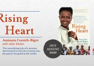Rising Heart, aminata conteh-biger, sierra leone